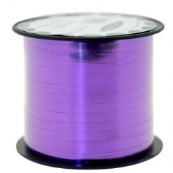 Purple Metallic Curling Ribbon