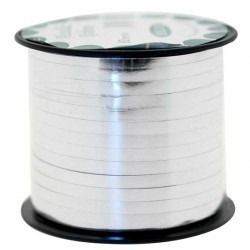 Silver Metallic Curling Ribbon