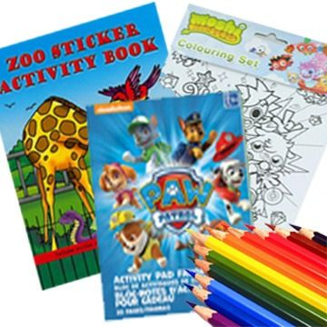 Colouring and Activity Sets