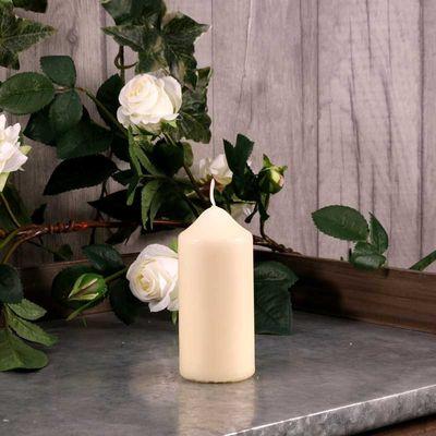 Ivory Chapel Candle