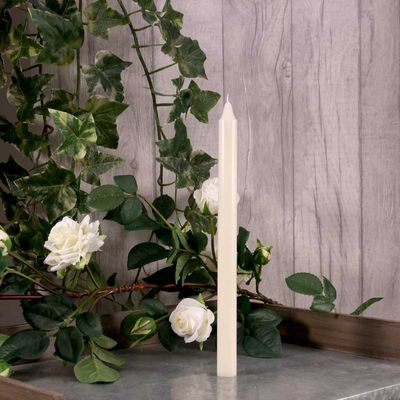 300mm Ivory Candle