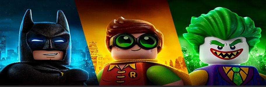 Lego Batman Banner