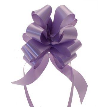 Purple Pullbow