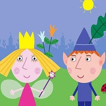 Ben and Holly Category