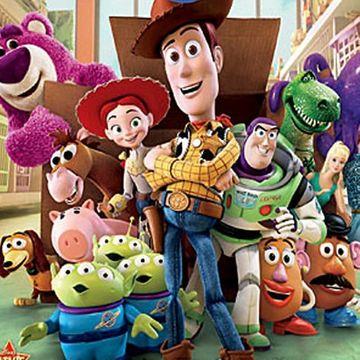 Toy Story 3 Category