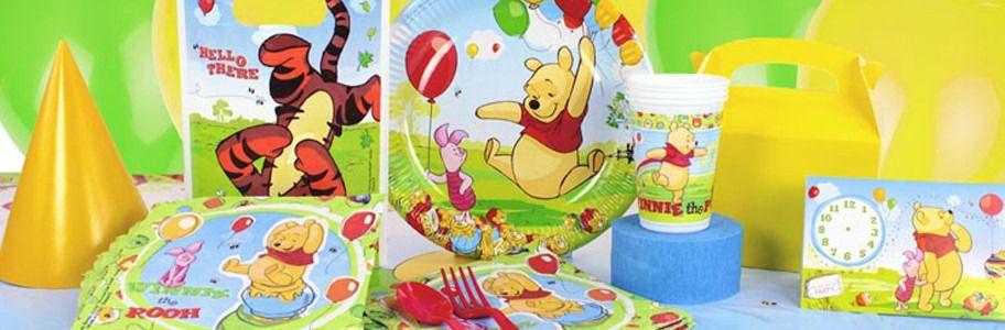 Winnie The Pooh Banner