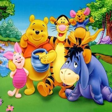 Winnie the Pooh Category