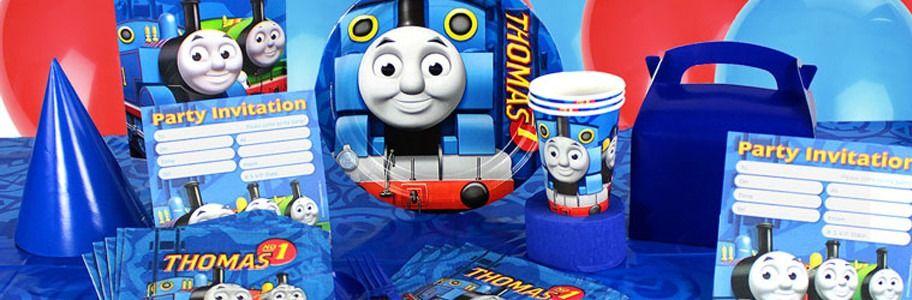 Thomas the Tank Banner