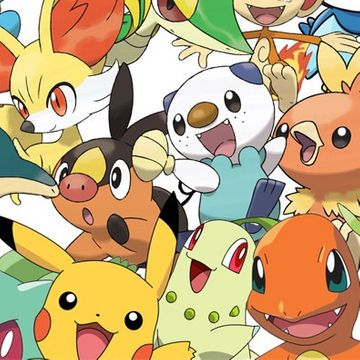 Pokemon Category