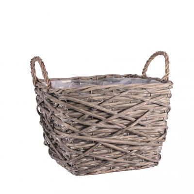 Foxton Basket with Ears