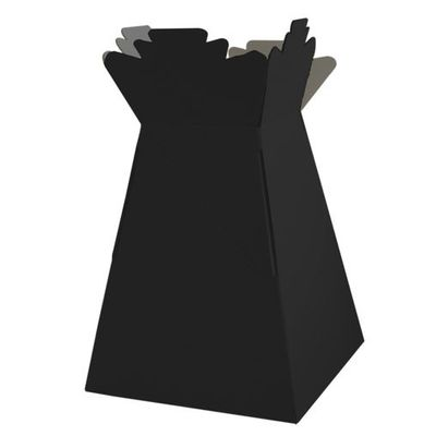 Super Black Living Vases
