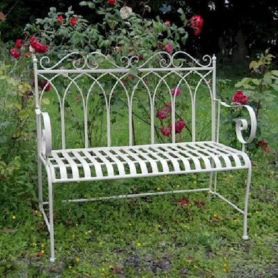 Kings Gothic Cream bench