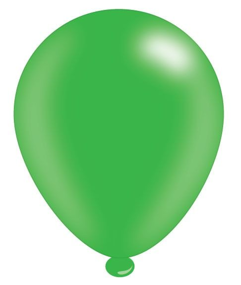 Green Latex Balloon