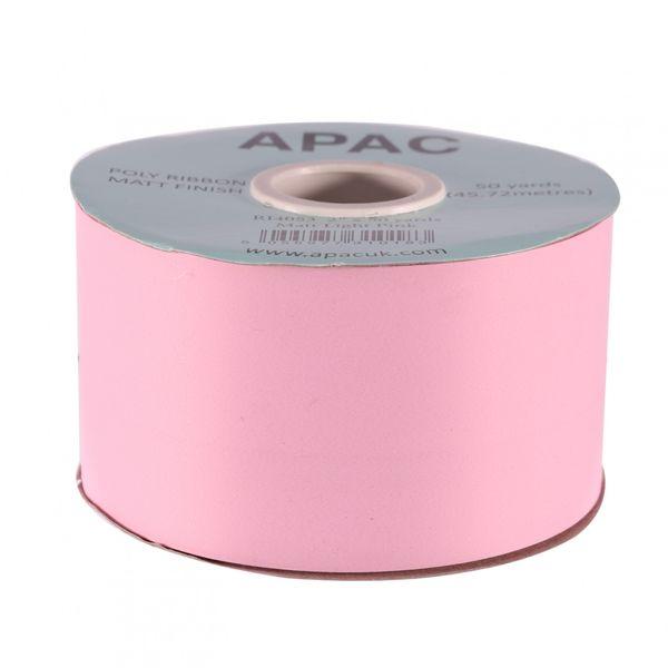 Matt Light Pink Ribbon