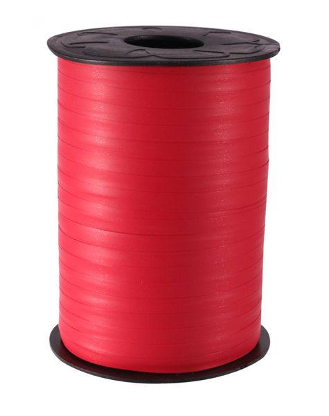 Matt Red Curling Ribbon