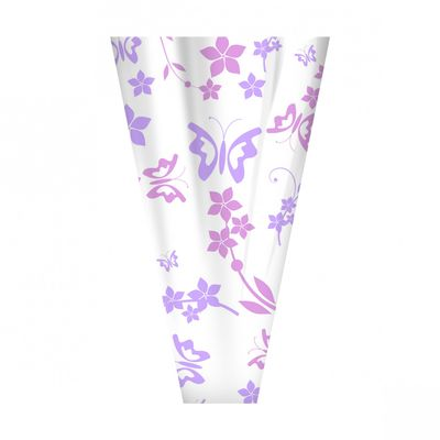 Pink & Lilac Abigail Sleeves 30cm