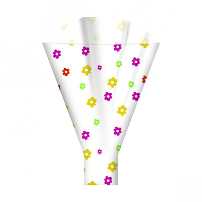 Multi Colour Florette Sleeves 35cm
