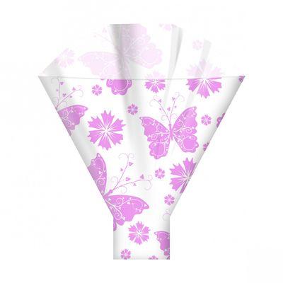 Pink Caitlyn Sleeves 44cm
