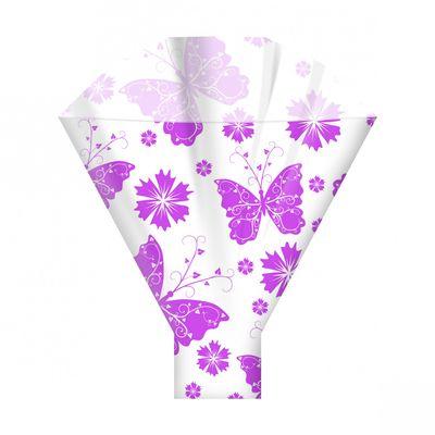 Dusky Pink Caitlyn Sleeves 44cm
