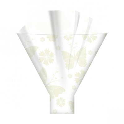 Cream Caitlyn Sleeves 44cm