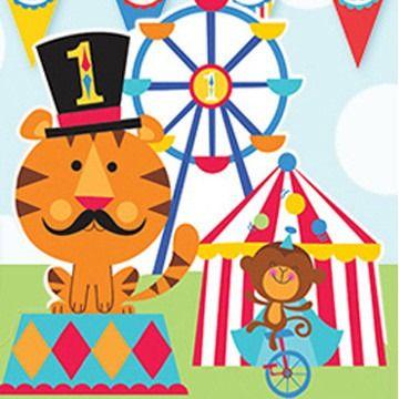 Fisher Price Circus2