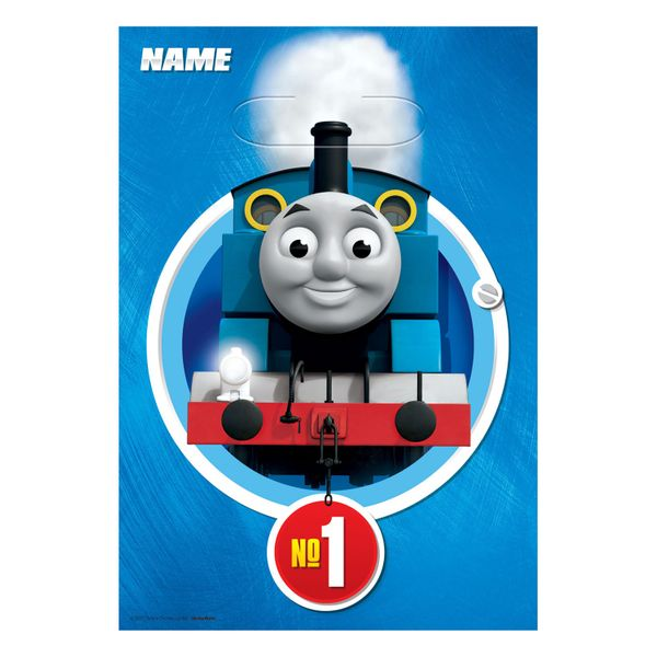 Thomas And Friends Loot Bag