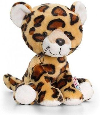 14cm Pippins Leopard