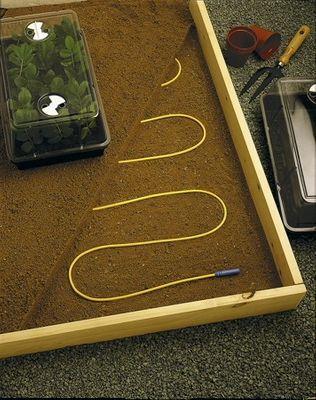 Parasene 3m Soil Warming Cable