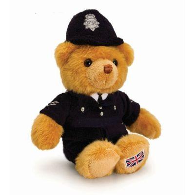 15cm London Policeman Bear