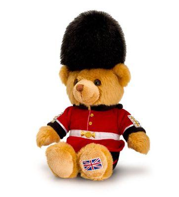 15cm London Guardsman Bear