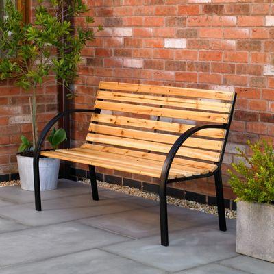 Kingfisher Norwegian Garden Bench