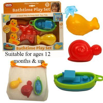 Bathtime Play Set (2 Assorted)