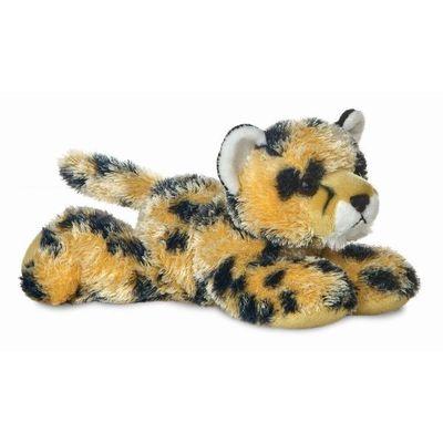 Mini Flopsie - Streak Cheetah 8inch