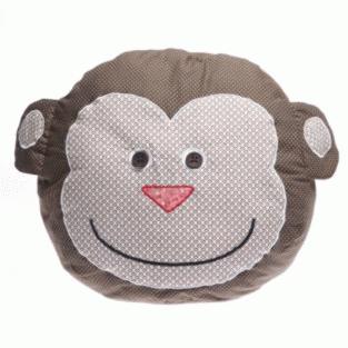 Cute Monkey Cushion 35cm