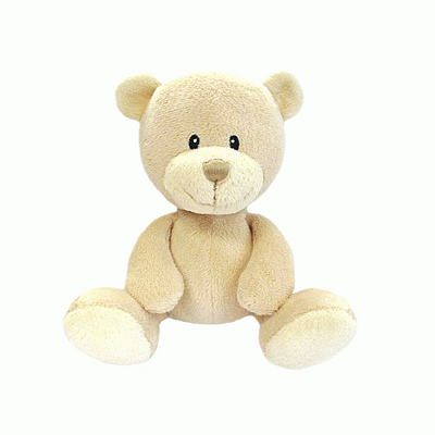 Gorgeous soft beige baby bear by Suki gifts