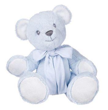 Suki Baby - Hug-a-Boo Bear Large Blue