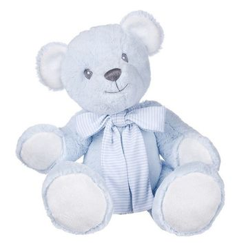 Suki Baby - Hug-a-Boo Bear Large Blue