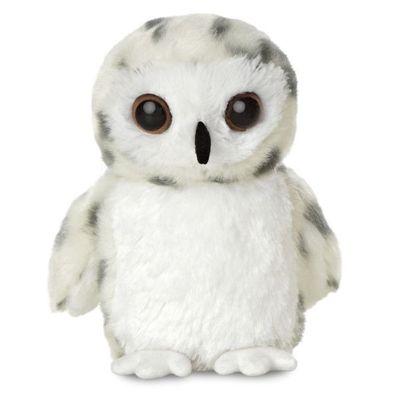 Mini Flopsie - Snowy Owl 8inch
