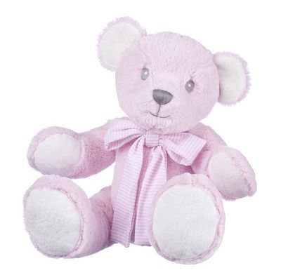 Suki Baby - Hug-a-Boo Bear Large Pink