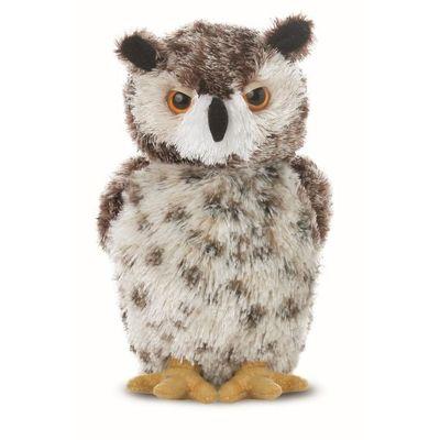 Mini Flopsie - Osmond Owl 8inch