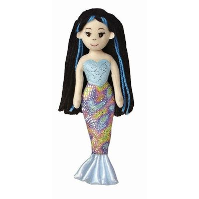 Sea Sparkles - Mermaid Aqua 10inch