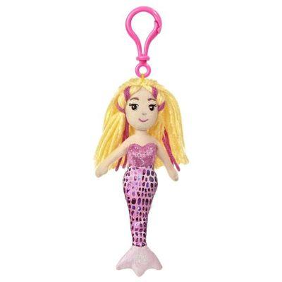 Sea Sparkles - Mermaid Marina Backpack Clip 6.5inch