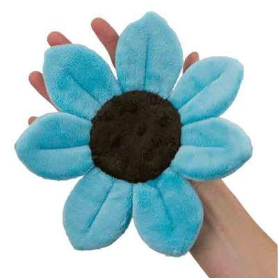 Flower Scrubbies Blooming Bath - Baby Blue