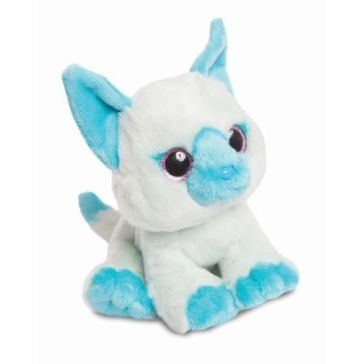 Candies Fizz Turquoise Cat 7inch