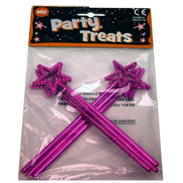 Star Wand 6pcs