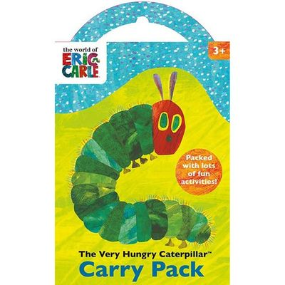Very Hungry Caterpillar Carry Activity pack