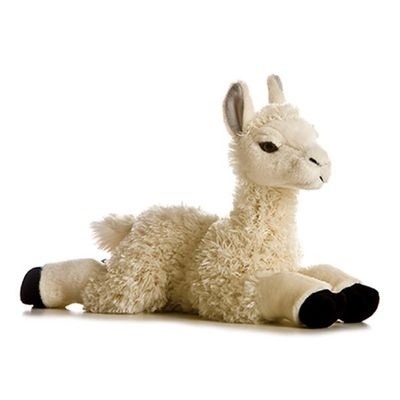Flopsie  Llama 12 Inch  Plush Soft By Aurora