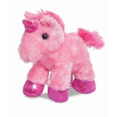 Mini Flopsie - Unicorn Pink 8inch