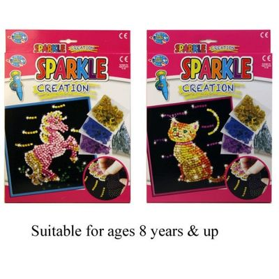 Sparkle Creation Cat And Pony