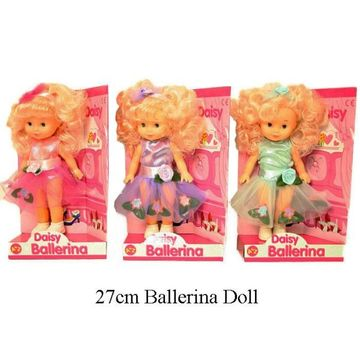 Daisy Ballerina Doll (3 Asst)